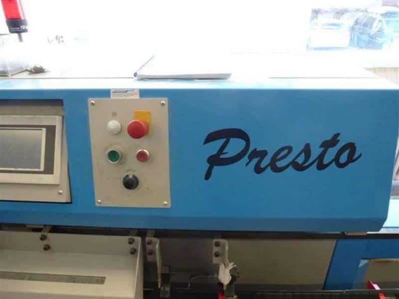 2007 Presto - recently arrived in stock.
