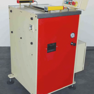 No.1 Hydraulic Pressing and Creasing Machine