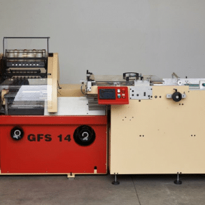 Semiautomatic Folding & Sewing Machine